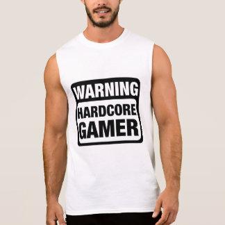 Hardcore Gamer Sleeveless Shirt