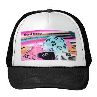Hardcore Nerd Cap