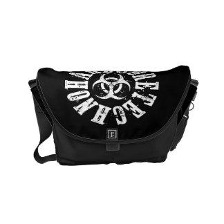 Hardcore Techno - Bag Courier Bag