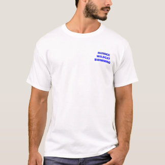 HARDEE WILDCAT SWIMMING T-Shirt