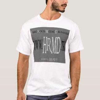 HardRockMetalDrummer T-shirt