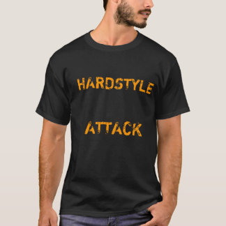 HARDSTYLE, ATTACK T-Shirt