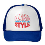 Hardstyle Circle 2 Mesh Hats