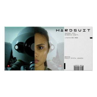 Hardsuit  movie poster