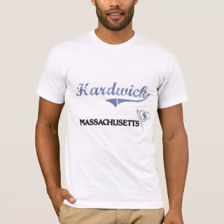 .Hardwick Massachusetts City Classic T-Shirt