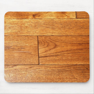 Hardwood flooring mouse pad