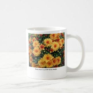 """Hardy Mums"" Coffee Mug"