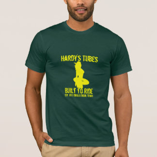 Hardy's Tubes T-Shirt