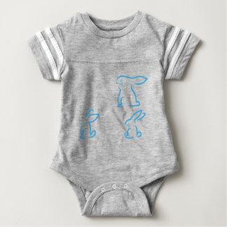 Hare #2 baby bodysuit