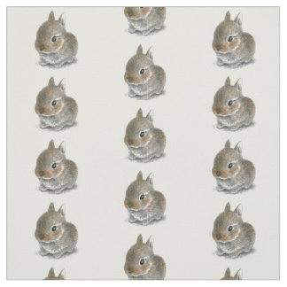 Hare 61 bunny rabbit fabric