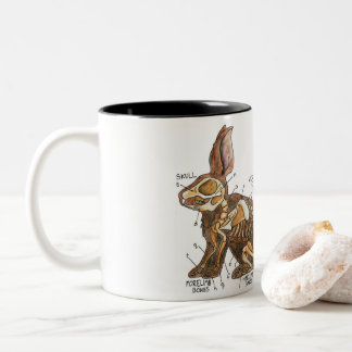 Hare Anatomy Mug
