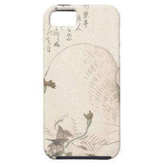 Hare and Dandelion, Kubo Shunman, Japanese Art Tough iPhone 5 Case