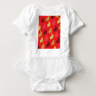 Hare Baby Bodysuit