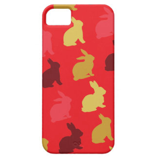 Hare Barely There iPhone 5 Case