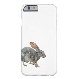 Hare Double Exposure Barely There iPhone 6 Case