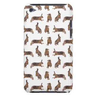 Hare Frenzy iPod Touch Case (Choose colour)