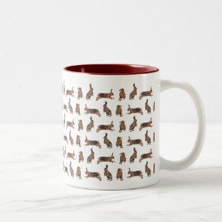 Hare Frenzy Mug