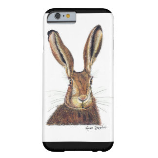 Hare Phone Barely There iPhone 6 Case