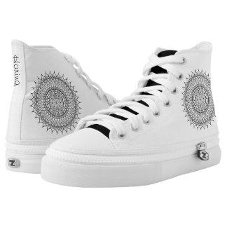 Haring Design Shoe