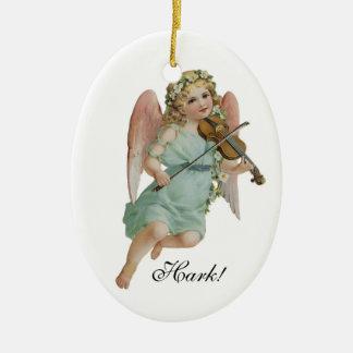 Hark! Angel Ornament