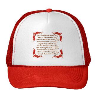 Hark the herald Angels sing... Trucker Hats