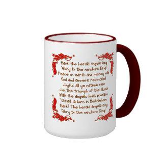 Hark the herald Angels sing... Mug