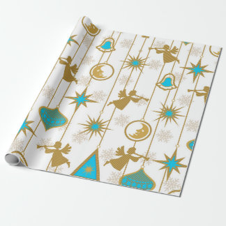 Hark! The Herald Angels Sing Wrapping Paper