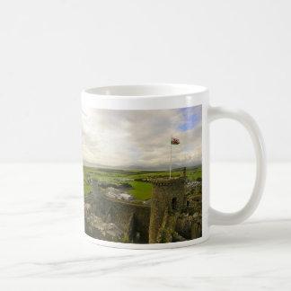 Harlech Castle Coffee Mug