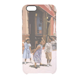 Harlem Jig 2001 Clear iPhone 6/6S Case