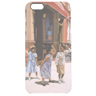 Harlem Jig 2001 Clear iPhone 6 Plus Case