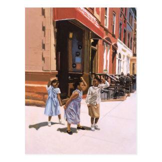 Harlem Jig 2001 Postcard