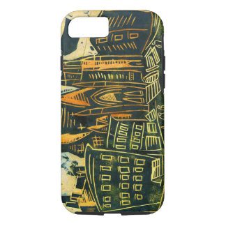 Harlem Street Church 1939 iPhone 7 Case