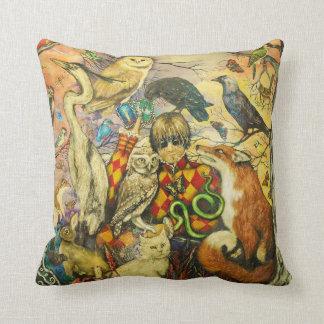 Harlequin Cushion
