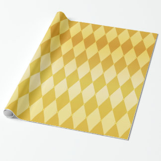 Harlequin Diamond Pattern