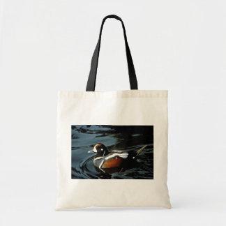 Harlequin Duck Bag