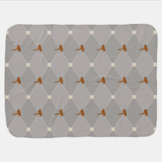 Harlequin Fly Fishing Lures Pattern Buggy Blanket
