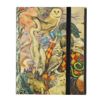 Harlequin iPad Cover