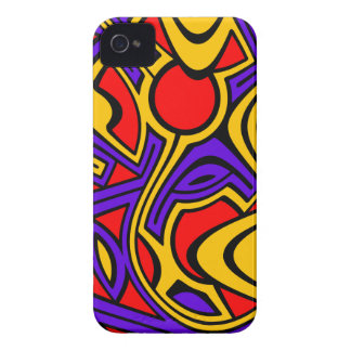 Harlequin iPhone 4 Case