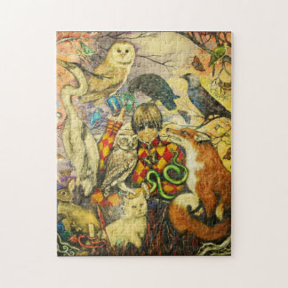 Harlequin Jigsaw Puzzle