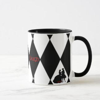 Harlequin Mug