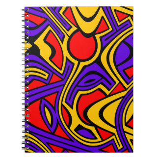 Harlequin Notebooks