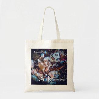 Harlequin Shrimp, Hymenocera picta, Tote Bag