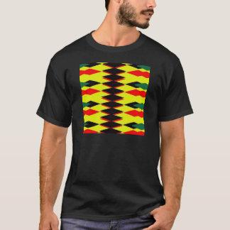 Harlequin Yellow Jokers Deck T-Shirt