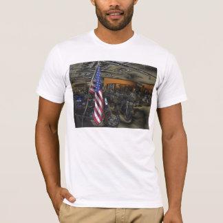 Harley Davidson American Flag T-Shirt