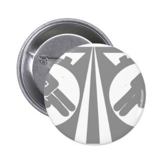 Harley Davidson drive safe symbol Pin