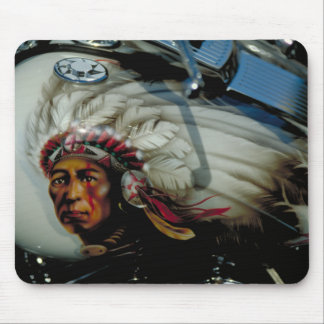 Harley Davidson fuel tank for your mousepad