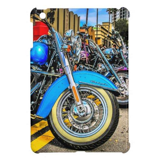 Harley Davidson Motorcycles iPad Mini Cases