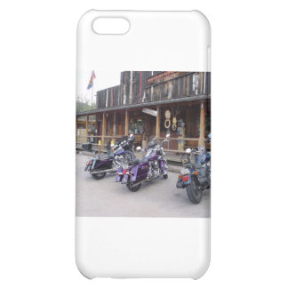 Harley Davidson Motorcycles Western Saloon Cover For iPhone 5C