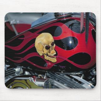 Harley Davidson Skull - Fuel Tank Sturgis Mouse Mat
