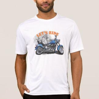 """Harley """"FATBOY"""" T-Shirt"""